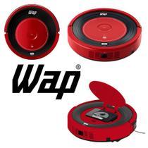 Aspirador De Pó Robô Controle Remoto Wap Robot W300 -
