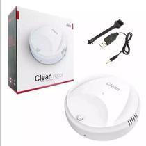 Aspirador de po robo limpador de piso sem fio mini smart home clean recarregavel - Makeda