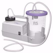 Aspirador de Secreção Portátil Aspiramax Bivolt - NS -