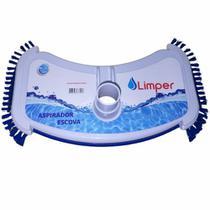 Aspirador escova - limper -