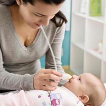 Aspirador nasal com sucção oral e estojo, Buba Baby -