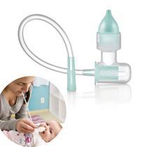 Aspirador Nasal Infantil Bebê Manual Congestão Succao Nose Clean Multikids Baby BB139 -