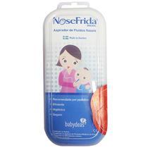 Aspirador Nasal NoseFrida com Estojo Portátil e 20 Filtros Extra - NoseFrida -