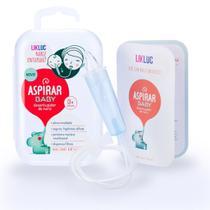 Aspirador Nasal para Bebês Aspirar Baby Likluc Com Estojo -
