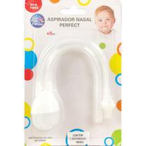 Aspirador nasal sugador para nariz de bebe perfect em silicone - Pais E Filhos