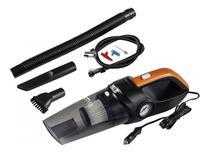 Aspirador Pó Mini Compressor Para Calibragem Embutido 3 Em 1 - Over Vision