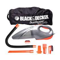 Aspirador Portátil Para Carro Black e Decker 12V AV1500 -