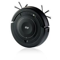 Aspirador Robô Capacidade Para 250Ml De Pó Wap W100 - Preto - Bivolt -