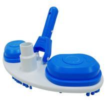 Aspirador Slim p/ piscinas de vinil, fibra e alvenaria - Sodramar