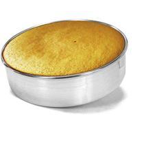 Assadeira de bolo redonda 2,2 litros alumínio - Oitonline