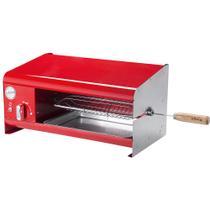 Assador elétrico Nano vermelho 220 volts - Stang -