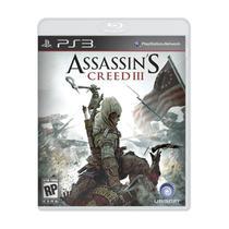 Assassin's Creed 3 - PS3 - Jogo
