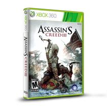 Assassin's Creed 3 - Xbox 360 - Geral