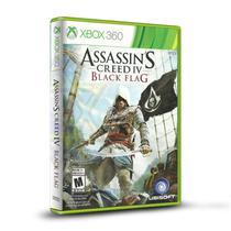 Assassin's Creed 4 Black Flag - Xbox 360 - Microsoft