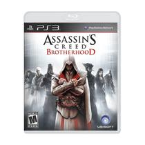 Assassin's Creed Brotherhood - PS3 - Jogo