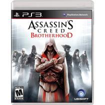 Assassin's Creed: Brotherhood - Ps3 - Ubisoft