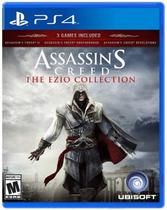 Assassin's Creed Ezio Collection - PS4 - Ubisoft