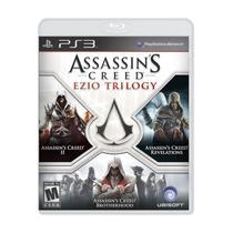 Assassin's Creed: Ezio Trilogy - PS3 - Jogo