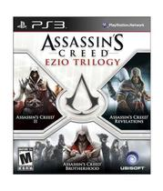 Assassin's Creed Ezio Trilogy - Ps3 - Sony
