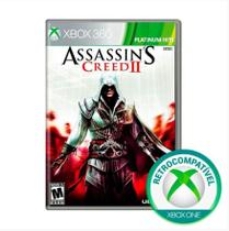 Assassin's Creed II - Xbox 360 / Xbox One - Ubisoft