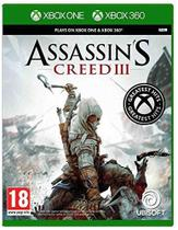 Assassin's Creed III - Xbox One 360 - Microsoft