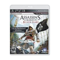 Assassin's Creed IV: Black Flag - PS3 - Jogo