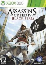 Assassin's Creed IV Black Flag - Xbox 360 - Ubisoft