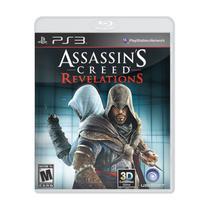 Assassin's Creed Revelations - PS3 - Jogo