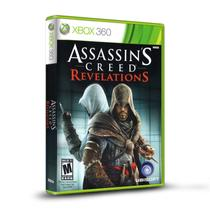 Assassin's Creed Revelations - Xbox 360 - Geral