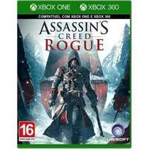Assassin's Creed Rogue Xbox360 e XboxOne - Ubisoft