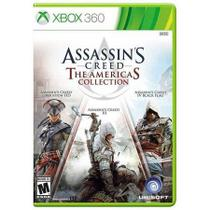 Assassin's Creed the Americas Collection (Liberation, III, IV Black Flag) - Xbox-360 - Microsoft