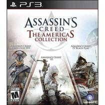 Assassin's Creed: The Americas Collection - Ps3 - Ubisoft