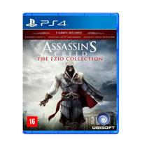 Assassin's Creed The Ezio Collection - Ps4 - Ubisoft