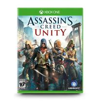 Assassin's Creed Unity - XOne - Mídia Física