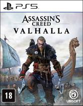 Assassin's creed valhalla  ps5 - Ubisoft