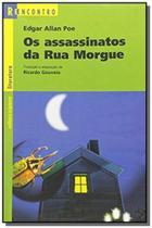 Assassinatos da Rua Morgue - Colecão Reencontro Literatura, Os - Scipione