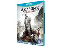 Assassins Creed 3 para Nintendo Wii U - Ubisoft