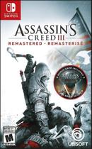 Assassins Creed 3 Remastered - Switch - Ubisoft
