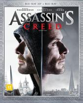 AssassinS Creed (Blu-Ray + Blu-Ray 3D) - Fox - sony dadc