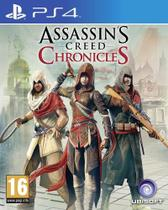 Assassins Creed Chronicles - Ps4 - Sony