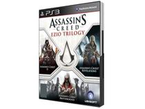 Assassins Creed: Ezio Trilogy para PS3 - Ubisoft