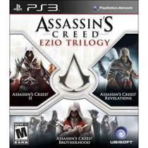 Assassins Creed: Ezio Trilogy - Ps3 - Ubisoft