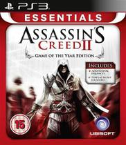 Assassins Creed II Game Of The Year - Ps3 - Sony