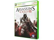 Assassins Creed II para Xbox 360   - Ubisoft