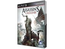 Assassins Creed III p/ PS3 - Ubisoft