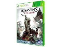 Assassins Creed III p/ Xbox 360 - Ubisoft