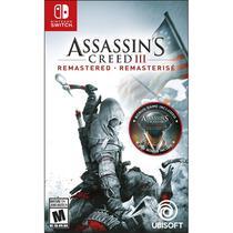 Assassins Creed III: Remastered-Nintendo Switch - Ubisoft