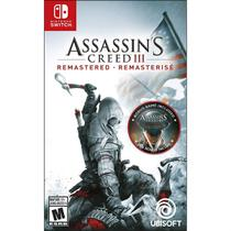 Assassins Creed III: Remastered - Switch - Nintendo