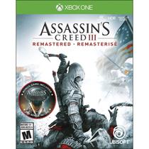 Assassins Creed III: Remastered  - Xbox One - Microsoft