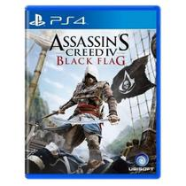Assassins Creed IV Black Flag Para Ps4 - Ubisoft -
